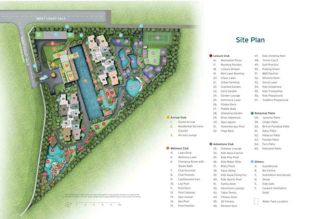 whistler-grand-condo-sitemap-singapore